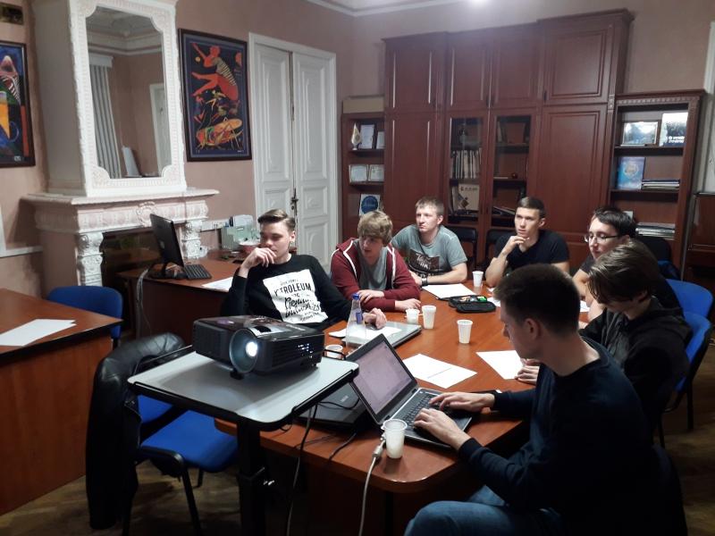 Команда разработчиков российско-немецкого проекта
