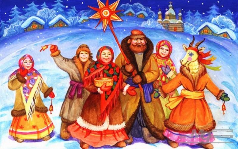 Winter Holidays: Russian Orthodox Christmas