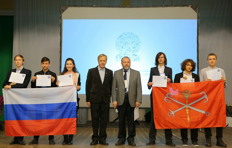 Winners of the Baltic Science and Engineering Competition
