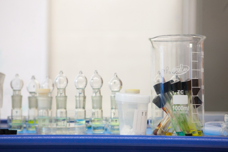 Химико-биологический кластер
