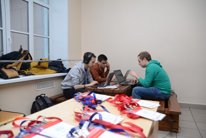 ACM ICPC training camp in Petrozavodsk