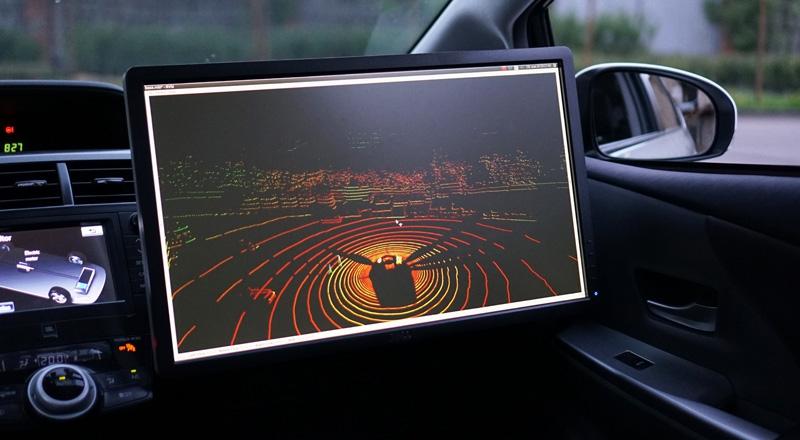 Беспилотное такси. Источник: owlweb.ru