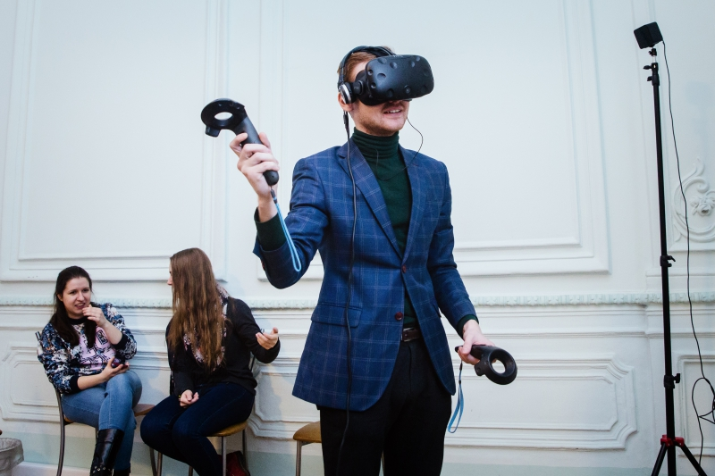 VR/AR Association & ITMO University Spring Kickoff