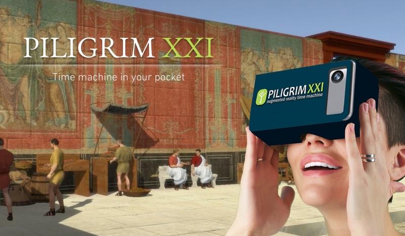 VR PiligrimXXI. Источник: sk.ru