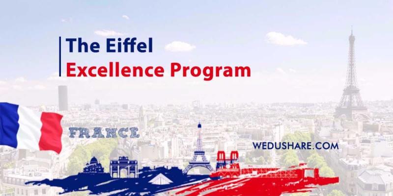 The Eiffel Excellence Scholarship Program. Источник: pinterest.com