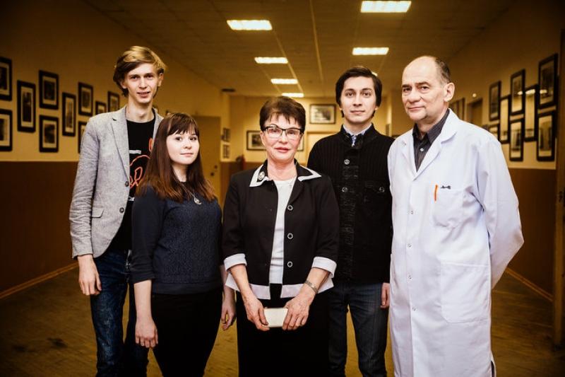 исследовательский центр Макса Полякова