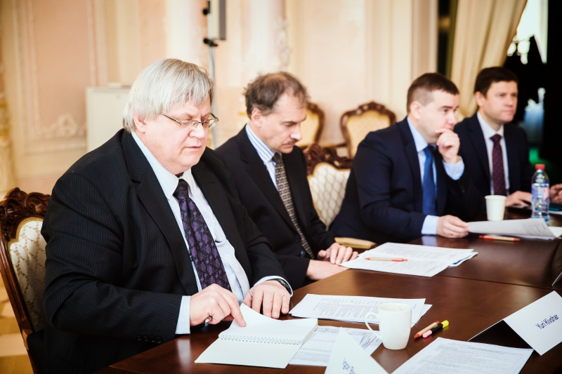 Юрий Кившарь в составе Международного совета Университета ИТМО