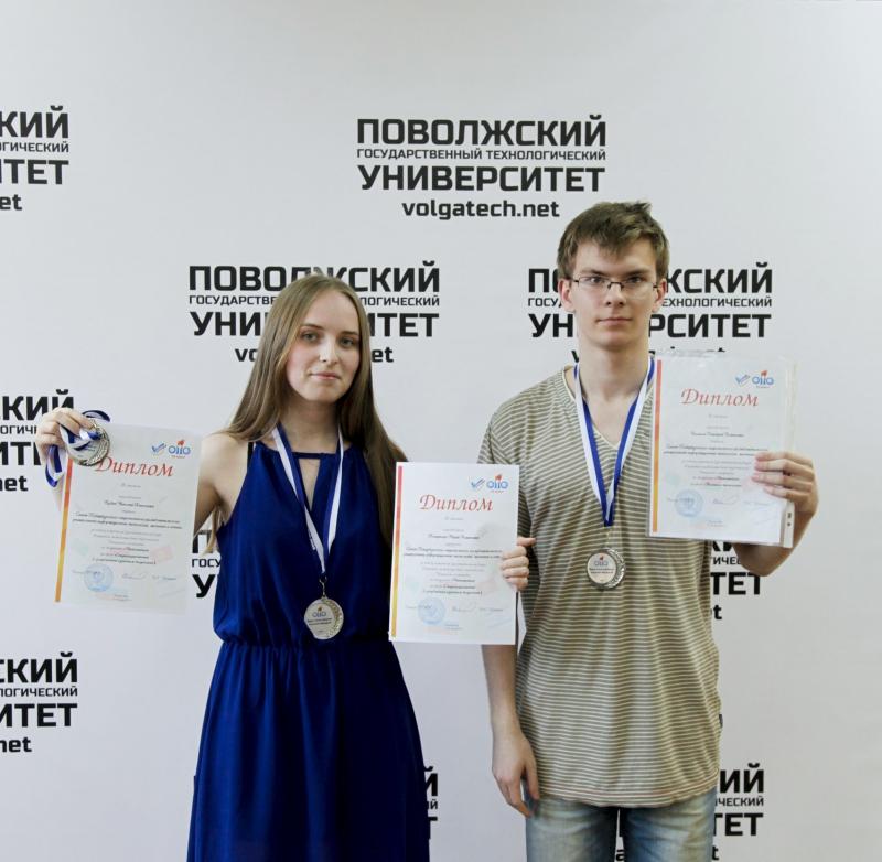 Мария Попыркина и Дмитрий Беликов