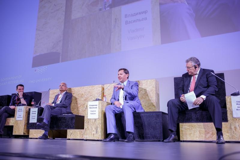 Владимир Васильев на Форуме пространственного развития