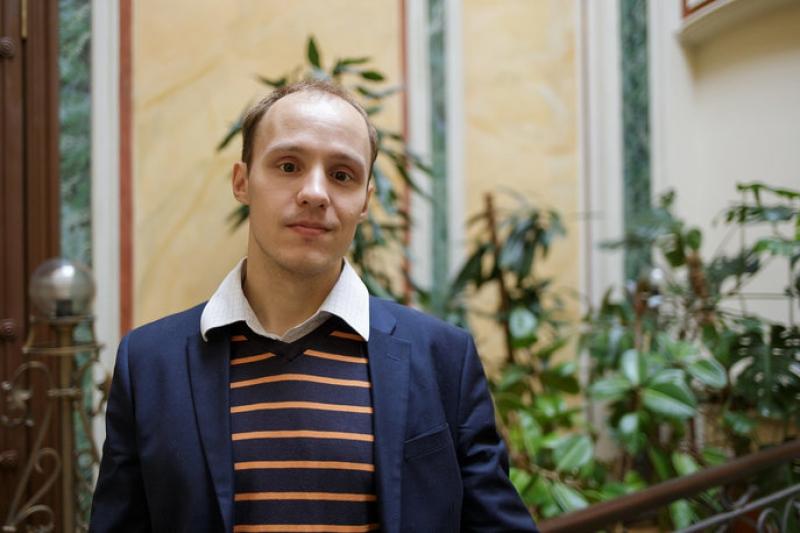 Даниил Раздьяконов