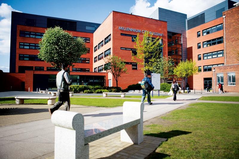 Университет Вулверхэмптона. Источник: wlv.ac.uk