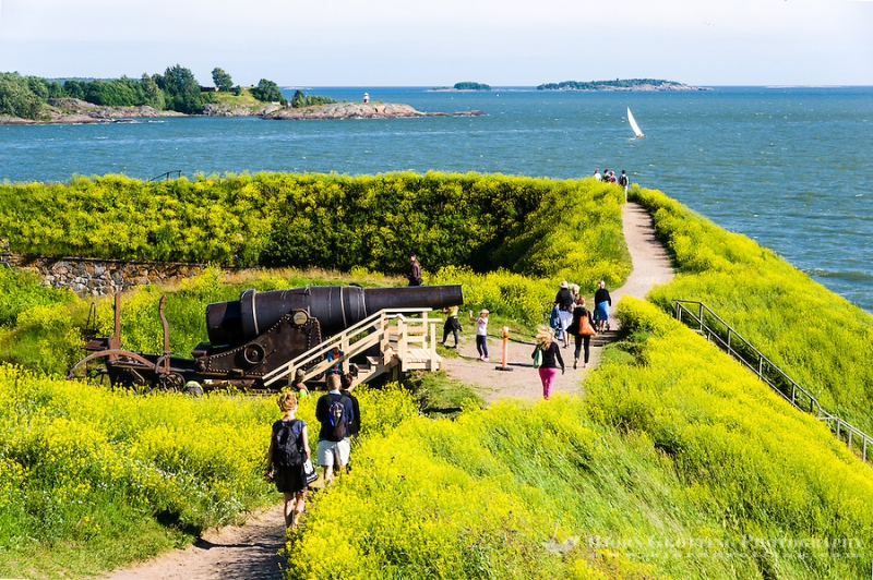 Suomenlinna Sea Fortress. Credit: bjorngrotting.photoshelter.com
