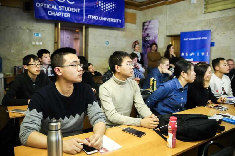 Молодежный российско-китайский симпозиум по оптике и фотонике «CROPS 2017»