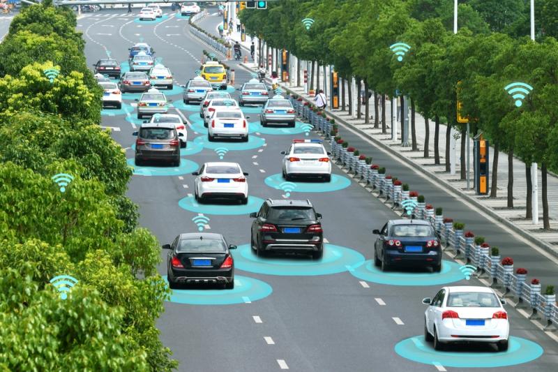 Беспилотные автомобили. Источник: shutterstock.com
