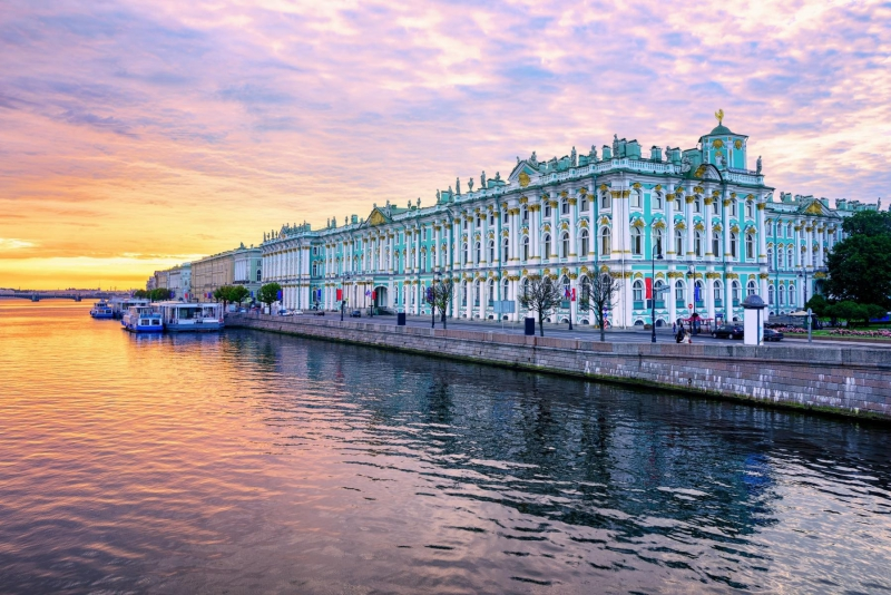 Winter Palace. Credit: musement.com