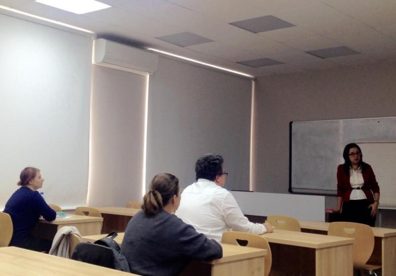 Мастер-класс «Барьеры в обучении первокурсников»