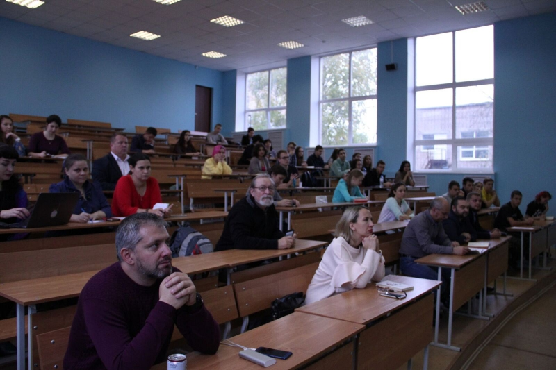 ITMO-NSU Innovation Weekend