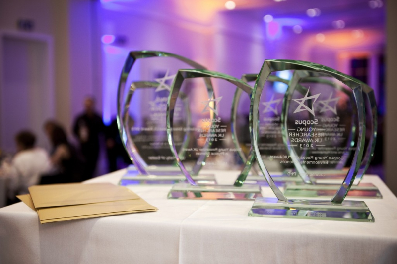 Премия Scopus Awards. Источник: kaizo.co.uk
