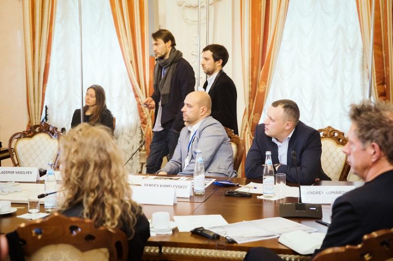 Заседание международного экспертного совета проекта «ИТМО Хайпарк»