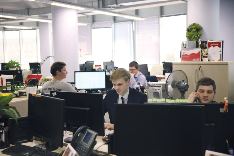 MTS Innovations Center. Credit: mbradio.ru