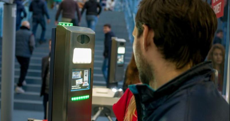 Vizier facial recognition solution. Credit: allbiometrics.ru