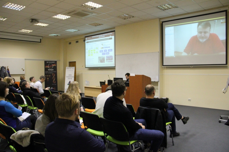 ITMO University School of Technology Brokering