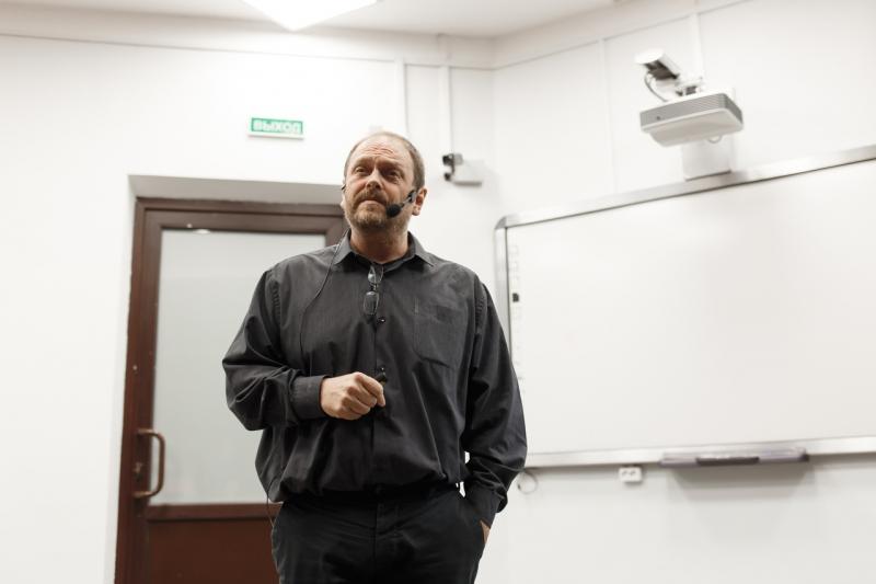 Gary Hix at ITMO University