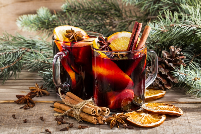 Mulled wine. Credit: recipepes.com