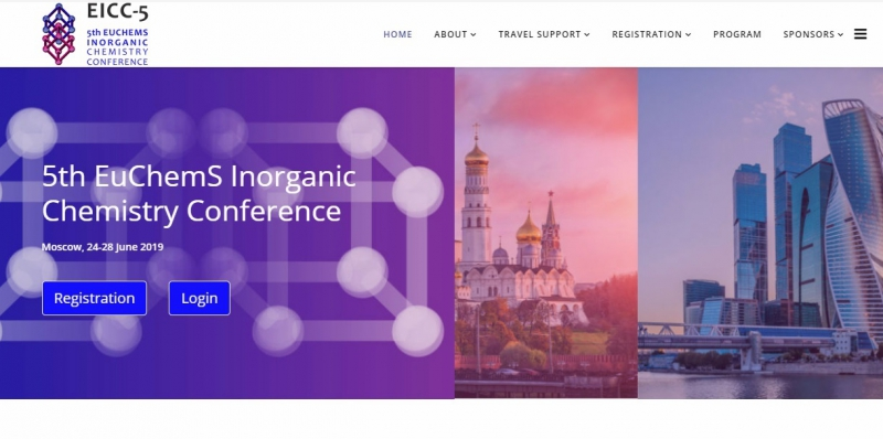 Mendeleev 150, MedChem 2019, and Marnikov Congress: the