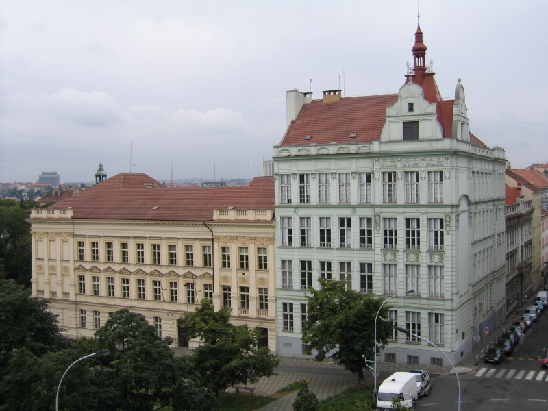 Prague University of Finance and Administration. Credit: wikipedia.org