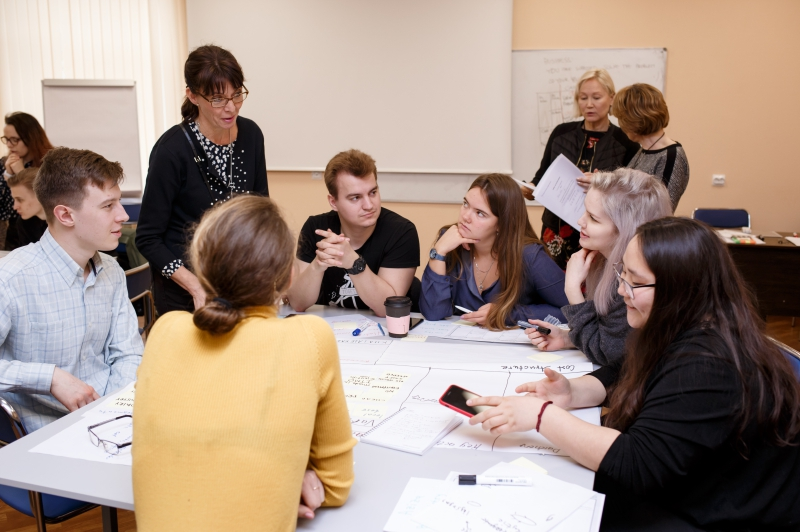 Интенсив «Business Canvas Model»
