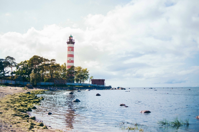 The Shepelevskiy lighthouse. Credit: vk.com/lighthousetrips