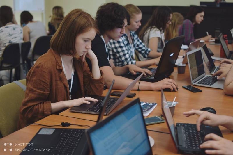 Летняя школа по биоинформатике-2018