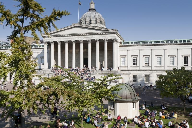 UCL. Источник: www.ucl.ac.uk