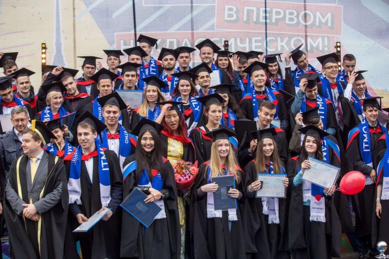 Выпускники Университета ИТМО