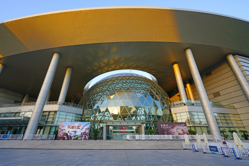 Shanghai Science and Technology Museum. Credit: shutterstock.com