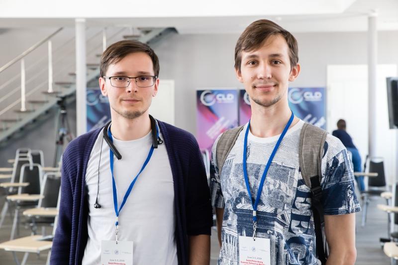 Михаил Каканов и Алексей Овчаров
