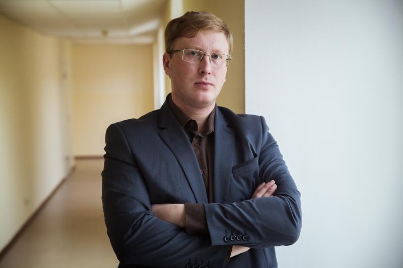 Александр Шалин