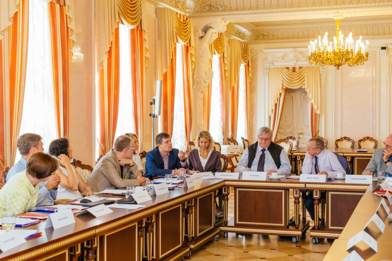10th ITMO University's International Council meeting