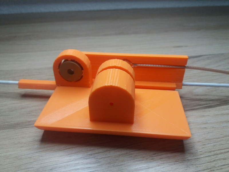 Модель катушки, разработанной учеными