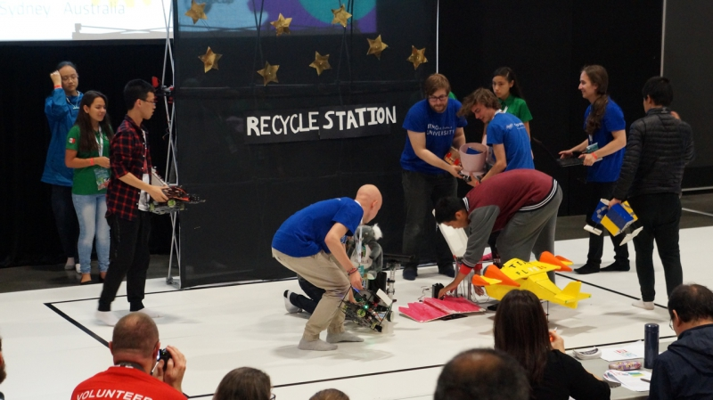 RoboCup SuperTeam Challenge