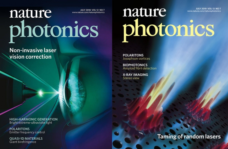 Nature Photonics. Credit: agoodson.com, itg.beckman.illinois.edu