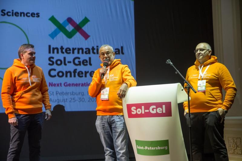 Vladimir Vinogradov, David Avnir and Vadim Kessler