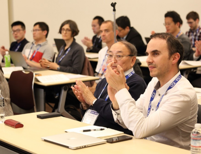 The OPIC 2019 conference. Credit: opicon.jp