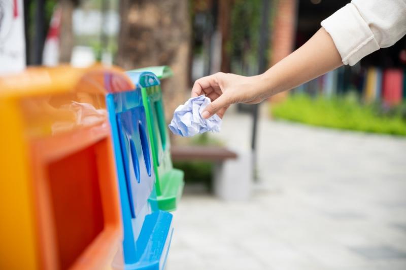 Раздельный сбор мусора. Источник: shutterstock.com