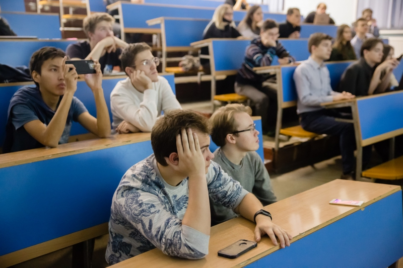 Open lecture of Andrey Artemiev, a developer at Microsoft