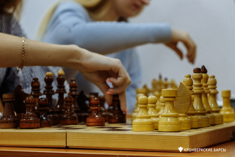 ITMO Chess Tournament as part of the KRONBARS GAMES 2019/2020