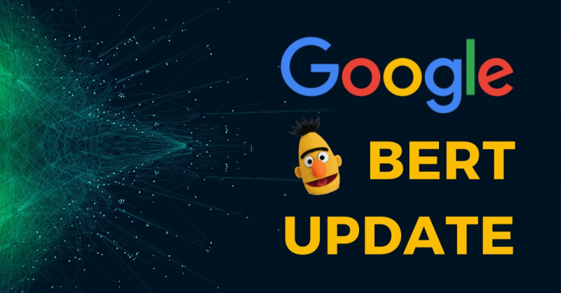 BERT от Google. Источник: obrienmedia.co.uk