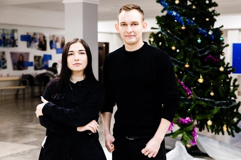 Ландыш Фатхутдинова и Михаил Зюзин