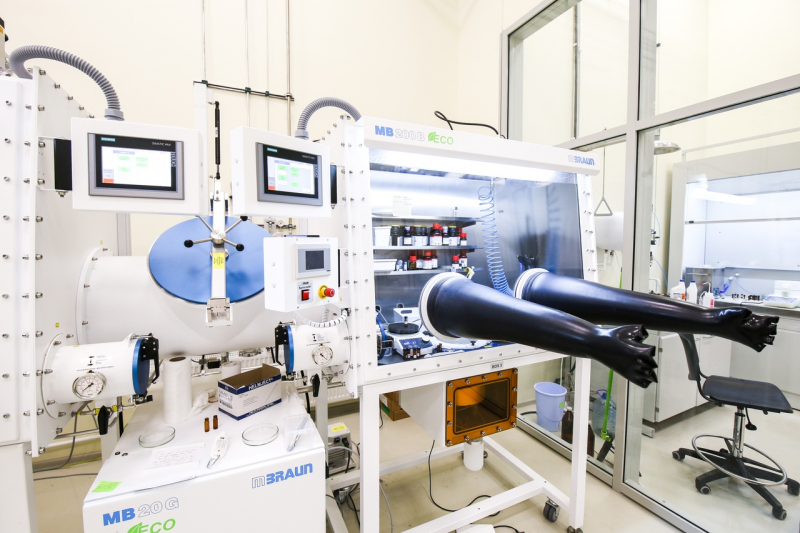 ITMO University's Laboratory of Hybrid Nanophotonics and Optoelectronics